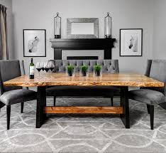Dining Tables Design Communal Dining Tables By Live Edge Design