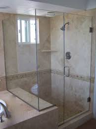 Pros And Cons Of Glass Shower Doors Pros And Cons Of Frameless Shower Doors Angie S List With Regard