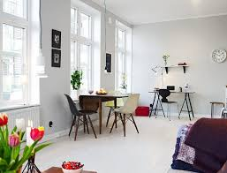 Best Small Apartment Decor Images On Pinterest Home - Swedish apartment design