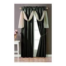 3 Piece Curtain Rod Discount Home Accents Home Decor Curtains From Dollar General