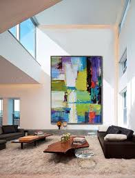 abstract handmade painting modern contemporary 25 unique contemporary paintings ideas on collage