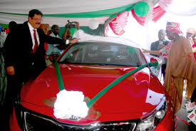 kia vehicles first kia rio made in nigeria for only 1 98m kia motors