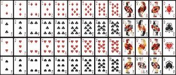 how many cards are in a standard deck quora