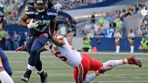 seahawks bench rb eddie lacy vs 49ers komo