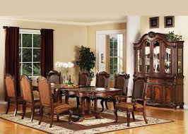 old world dining room tables von furniture remington formal dining room set