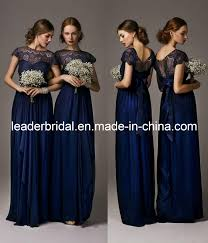 evening wedding bridesmaid dresses navy blue lace bridesmaid dresses oasis fashion