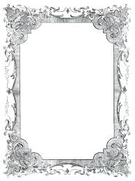 black vintage picture frames image collections craft decoration