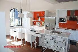 ilot central cuisine pour manger grand ilot de cuisine grand meuble cuisine pour idees de deco de