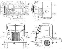 Blueprints Free by Vintage Truck Blueprints Download Free Blueprint For 3d Modeling