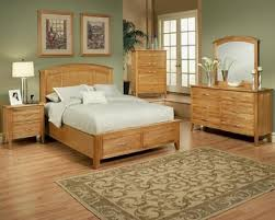Light Wood Bedroom Sets Light Wood Bedroom Set Ecoinscollector