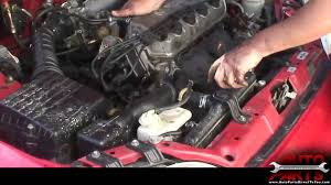 1994 honda civic radiator part 1 youtube