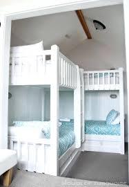 Bunk Beds For 4 Corner Loft Beds 4 Bunk Beds Plans Built In Bunk Beds Built In