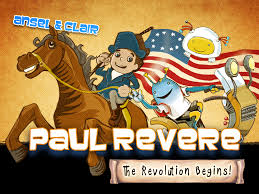 paul revere s ride book ansel and clair paul revere s ride bestappsforkids