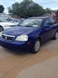 md auto sales a u0026a auto rental 2006 suzuki forenza grand praire