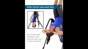 body bridge inversion table teeter ep 560 ltd inversion table on sale with back pain relief kit