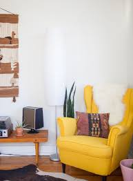 Yellow Arm Chair Design Ideas Yellow Chairs Living Room Ecoexperienciaselsalvador