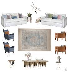 modern farmhouse living room boho modern farmhouse living room u2014 studio adkisson