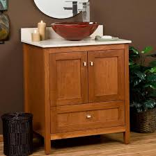 30 inch bathroom vanity vessel sink home design ideas