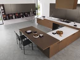 luxury modern kitchen furniture design model
