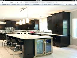 island in the kitchen pictures kitchen island with wine fridge lilyjoaillerie co