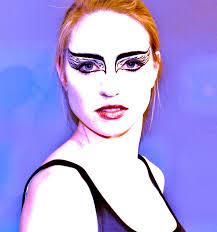 Halloween Black Swan Makeup Black Swan Make Up Yesterface