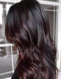 brown plum hair color yummy chocolate brown hair colors new hair color ideas trends