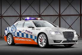 chrysler car white exclusive chrysler 300 srt and bmw 530d set for nsw police duty