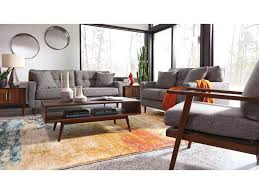 ashley furniture home theater seating ashley furniture zardoni mid century modern sofa furniture and