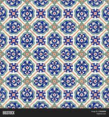 gorgeous seamless pattern white vector photo bigstock