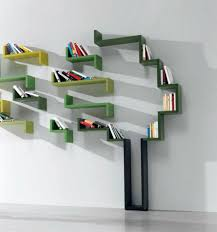 wall shelf design adds life to your modern home interior design