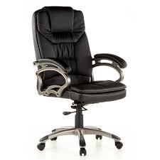 siege de direction siège de bureau fauteuil de direction triton 300 pu noir