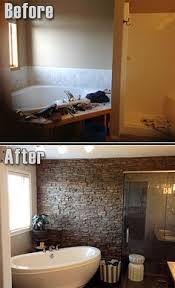 Ideas For Remodeling Bathrooms Before And After 20 Awesome Bathroom Makeovers Master