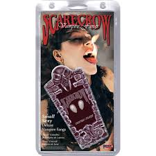 scarecrow u0027tm u0027 custom fangs small fake teeth halloween for fancy