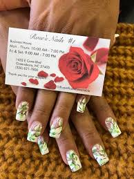 rose nail 1 home facebook