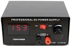 amazon com tekpower hy 1502 dc power supply 1 5 15 volts 2