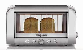 Arsenal Toaster Toast The Future And Watch Your Bread Cook To Perfection Daily