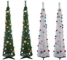 pop up tree argos pop up tree extremely 6ft green white christmas trees