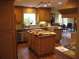 Eat In Kitchen Design by Symmetrical Hardwood Flooring Remodeling Small Kitchen Into Eat