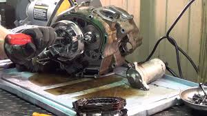 2001 yamaha ttr 125 clutch removal youtube