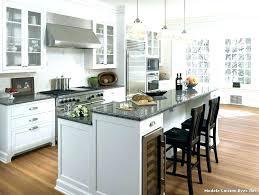 modele cuisine avec ilot modale de cuisine ouverte modale de cuisine ouverte modele cuisine