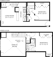 Metal Building Home Floor Plans by Metal Building 2 Bedroom Miller Lofts At Plant Zero