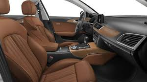 audi a6 interior at audi a6 2015 dimensions boot space and interior