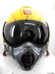 kbc motocross helmet bumblebee transformers helmet biking pinterest custom