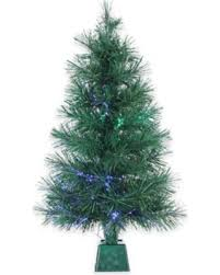savings on 3 foot led fiber optic pre lit tree