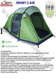bertoni tende tenda igloo smart 5 air bertoni tende pneumatica acscremona