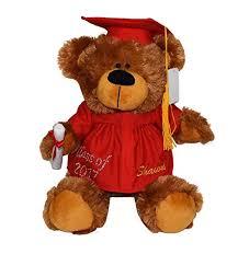 graduation bears graduation 12 customizable class of 2018 gown hat