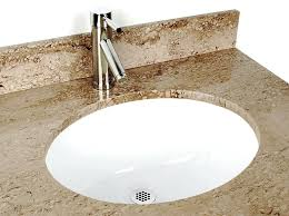 replace undermount bathroom sink undermount bathroom sink installation how to install an sink in a