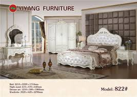 Royal Style Bedroom Set Fashion Italian Furniture Bedroom - Fashion bedroom furniture