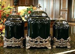 large kitchen canisters large kitchen canisters sets kitchen canister sets ceramic country