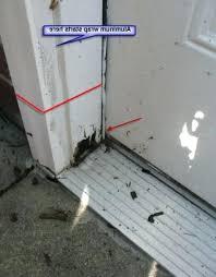 Exterior Door Casing Replacement Excellent Exterior Door Casing Replacement Replacing